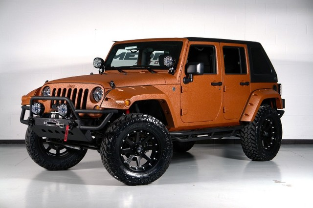 Custom Jeeps 171 Starwood Motors